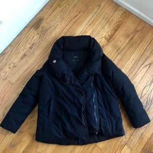 ZARA Puffer Jacket (Black), Sz MED